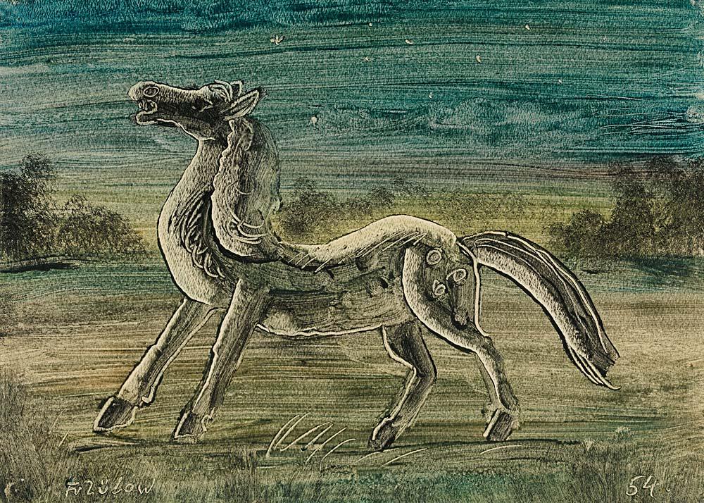 Zuelow-Pferd